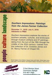 southern impressions